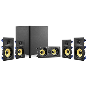 Surround Sound Speaker Systems