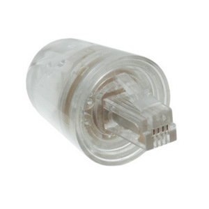 106970 - Swivel Twist-Stop for Telephone Handsets - Clear