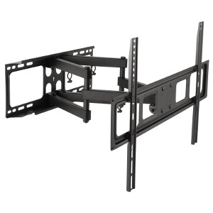 "309080BK - Full-Motion Dual-Arm TV Wall Mount: 37""-70"" Screens"