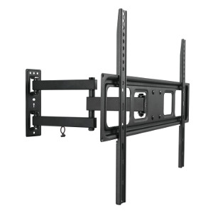 "309081BK - Full-Motion TV Wall Mount (Single Stud Install): 37""-70"" Screens"