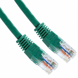 101962GN - CAT6 550MHz UTP Ethernet Network RJ45 Patch Cable - Green - 1.5ft