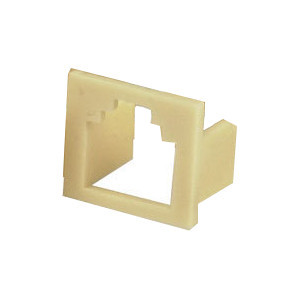 102699IV - RJ45 to RJ12 Jack Adapter - Ivory