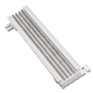 104204-S - Siemon 66 Block, 50 Pair