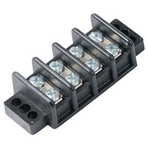 104704 - 4 Gang Screw Terminal Block