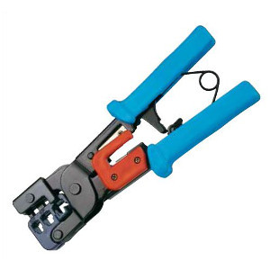 "109137 - 9.5"" Modular Networking Crimp Tool for RJ11, RJ12, RJ22, and RJ45"