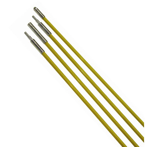 "109260 - Fiberfish Original Rod Kit - 1/4"" x 3ft Sections (12ft Total)"