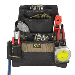 109511 - Custom LeatherCraft (CLC) - 11 POCKET NAIL & TOOL BAG