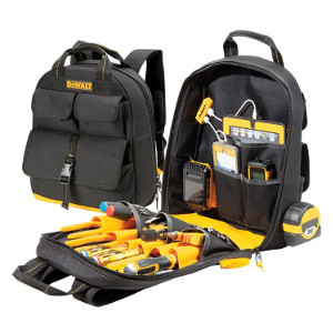 109713 - DeWalt - 23 Pocket USB Charging Tool BackPack - DGC530