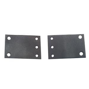 "120002-1U - 23"" to 19"" Rack Reducer Adapter Brackets - 1U"