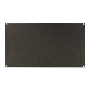 "120158-5U - 19"" Rack Mount Solid Steel Blank Panel Filler - 5U"