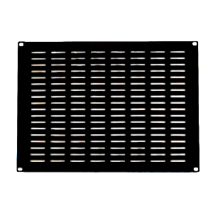 "120158-7V - 19"" Rack Mount Vented Steel Blank Panel Filler - 7U"