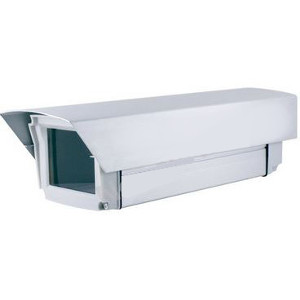 "245930 - Basic Outdoor Camera Housing - Aluminum - 11.8"" x 3.75"" x 3.93"""
