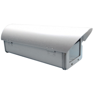"245935 - Outdoor Camera Housing, Side Open, Aluminum, 14.6"" x 4.5"" x 4.5"""