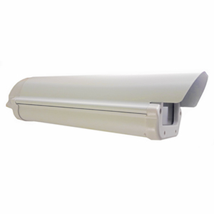 "245939 - Outdoor Camera Housing, Side Open, Aluminum, 15.7"" x 5.3"" x 4.0"""