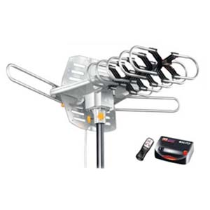 FP-9000 - HDTV Outdoor Antenna w/Rotor & Remote