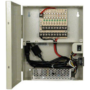 249512/18 - 18 Channel 12VDC Power Distribution Box