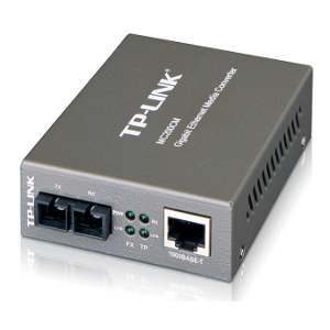 251022 - Gigabit Media Converter - Multimode SC