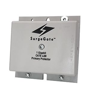 260470 - SurgeGate - CAT6-LAN - Modular Communications Surge Protector