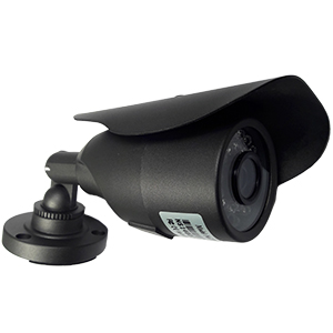 2BWI3522/BKT - IR Bullet Camera with Bracket - Indoor/Outdoor - Sony - 500TVL - 3.6mm Lens
