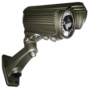 2BWI7048V/BKT - IR Bullet Camera with Bracket - Outdoor - Sony - 700TVL - 2.8-12mm Varifocal Lens