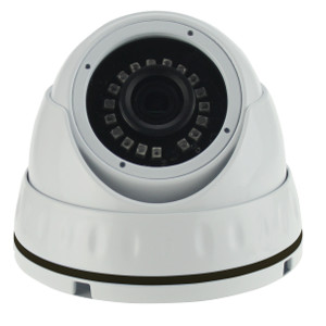 2DVTV200 - HD-TVI IR Dome Camera - Indoor/Outdoor - Vandal Proof - Sony - 1080P - 3.6mm Lens
