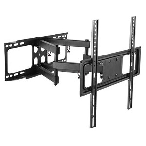 "309079BK - Full-Motion Dual-Arm TV Wall Mount: 32"" to 55"" Screens"