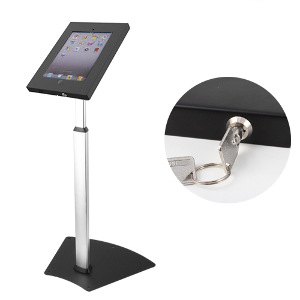 309204 - Anti-Theft iPad Floor Stand