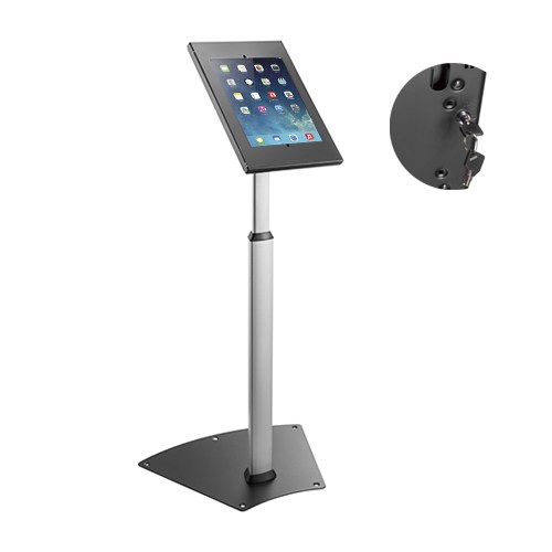 309224 - Anti-Theft Floor Stand for iPads and Tablets
