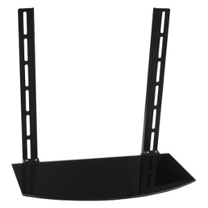 309413BK - Above or Below TV Mount Shelf