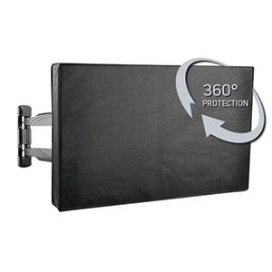 "309576BK - 55""- 58"" Weatherproof TV Cover"