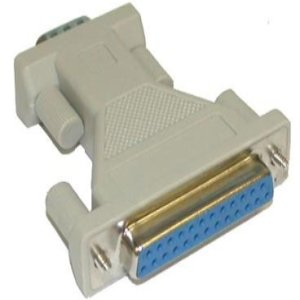 503120 - SERIAL Adapter - DB9 Male to DB25 Female