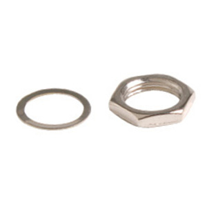"503408 - 3/8"" Washer and Nut for F-Type Panel Mount"
