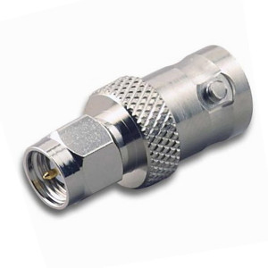 503714 - SMA to BNC Adapter - Male to Female