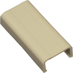 120448IV - Joint Cover for 3/4in Raceway - 10 Pack - Ivory