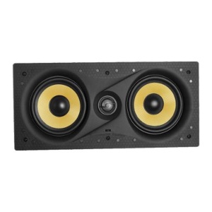 "TDX-CC55 - TDX - 5.25"" Dual 2-Way In-Wall Center Channel Speaker"