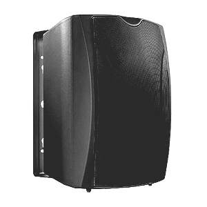 "TDX-IO5BK - TDX - 5.25"" Bass Reflex Weather-Resistant Wall Speaker - Black"