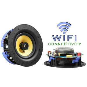 "TDX-WIFI65S - TDX - 6.5"" 2-Way Wi-Fi In-Ceiling Speaker System"